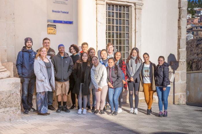 La Universidad de Illinois elige Cuenca para sus programas agroalimentarios en España