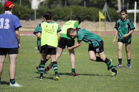 Cuenca acoge este sábado una nueva concentración de rugby base autonómico
