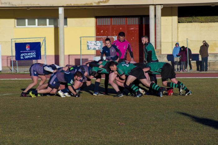 La cantera y el primer equipo competirán en una jornada llena de rugby