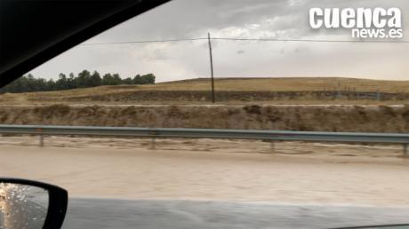 """Lluvias torrenciales """"jamás vistas"""" en Tarancón"""
