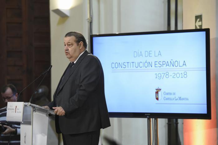 Vaquero cree que se puede hablar de la reforma de la Constitución 'sin miedo'