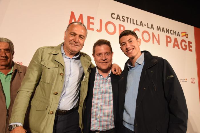 García-Page reclamará a Sánchez que 'entierre' el trasvase y más dinero para la región