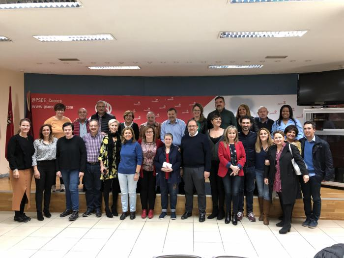 La Agrupación Local del PSOE reconoce a María del Carmen Mohorte con motivo del Día de la Mujer