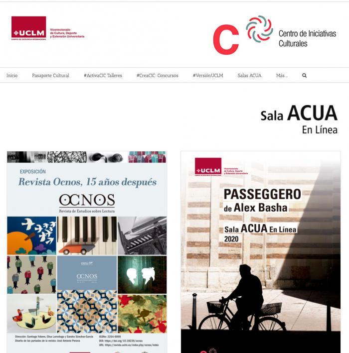 El Centro de Iniciativas Culturales de la UCLM inaugura un nuevo espacio expositivo virtual