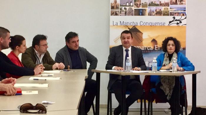 El Ayuntamiento de Mota firma convenio muy importante para la población moteña