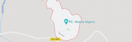 Muere un hombre de 60 años al volcar su tractor en Algarra