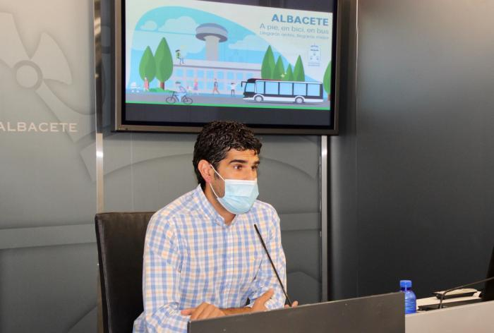 El sistema de control de accesos a las áreas peatonales del centro de Albacete entrará en funcionamiento el 7 de septiembre