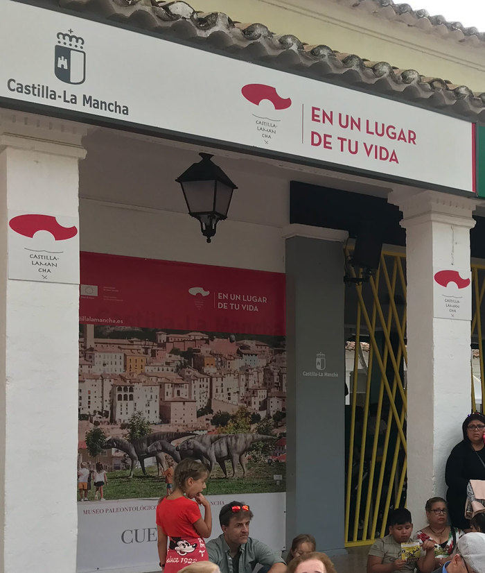 El stand de la Junta de Comunidades en la Feria de Albacete ha recibido 80.000 visitantes