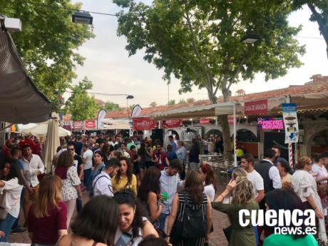 La Feria de Albacete alcanza 1,8 millones visitantes, 400.000 solo el sábado