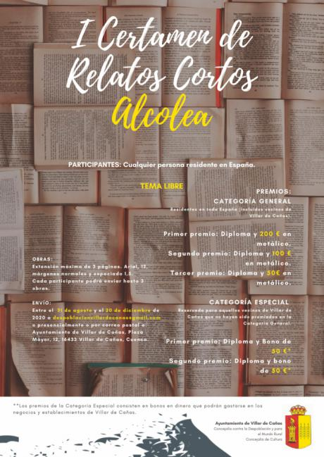 Fallado el premio del primer certamen de relatos cortos de Villar de Cañas