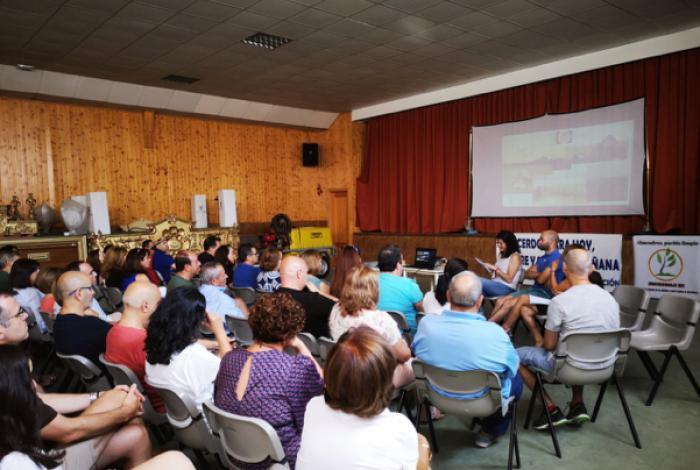 La Asociacion Antigranja Porcina de Almendros renueva sus cargos directivos tras la incorporación de algunos de sus miembros al Ayuntamiento
