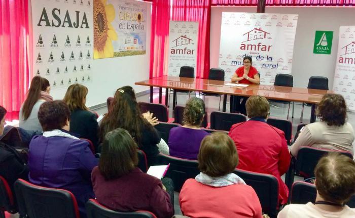 AMFAR Cuenca anima a las mujeres a apostar por la Titularidad Compartida de las explotaciones agrarias