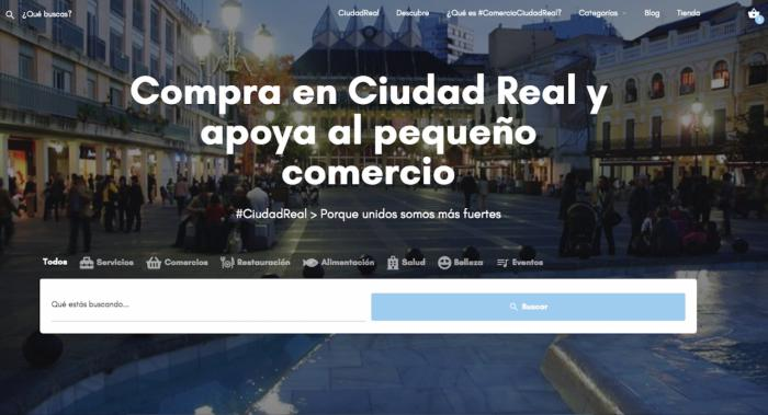 """Hacer la compra online en las tiendas de Ciudad Real ya es posible: Llega el """"Amazon de Ciudad Real"""""""