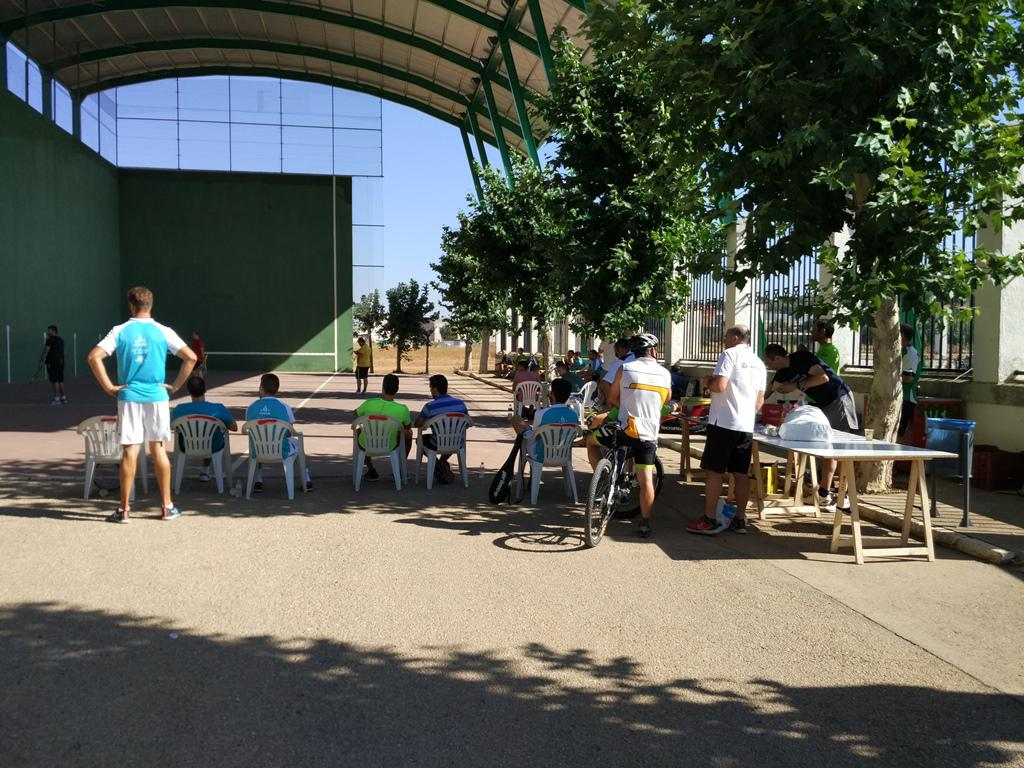 Circuito Quintanar Del Rey : Gregorio escribano y césar carrillo de quintanar del rey y