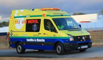 CCOO denuncia que la UTE saliente de las ambulancias de Cuenca no está pagando la última nómina a los trabajadores