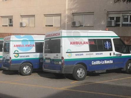 """CCOO reitera su petición al SESCAM para que rescinda el contrato a """"UTE Ambulancias Cuenca"""""""