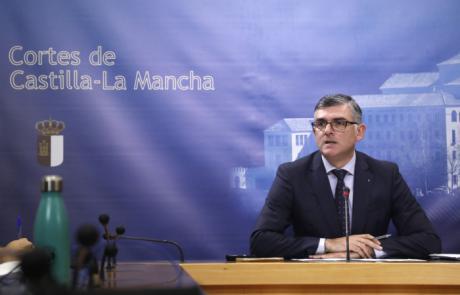 Las Cortes tramitarán este año diez proyectos de ley del Gobierno regional