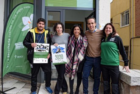 El Rugby A Palos dona 350€ a AECC tras la venta de mascarillas