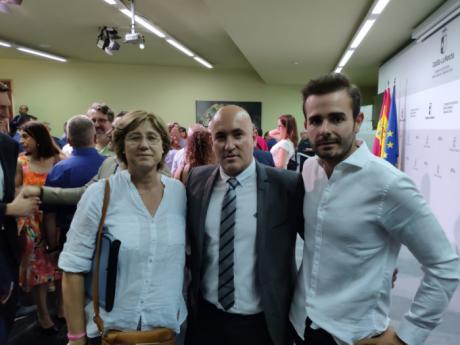 Primera toma de contacto entre la Asociación de Municipios Ribereños y el nuevo director de la Agencia del Agua de Castilla-La Mancha en su presentación
