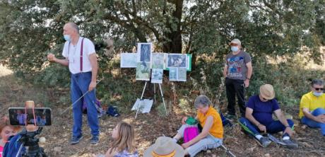 Éxito de participación en la primera edición del Día del Árbol en Almendros