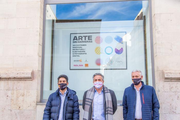 """AMIAB celebra este año el Día de la Discapacidad presentando las obras premiadas en el certamen nacional """"Arte sin barreras"""""""