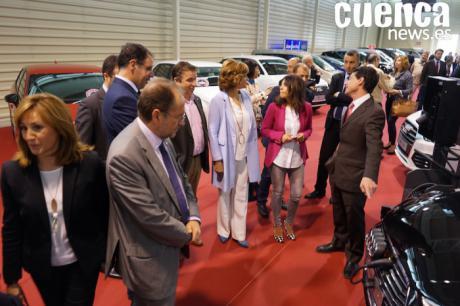 Arranca el Salón del Automóvil Nuevo de Cuenca con descuentos de hasta el 40%