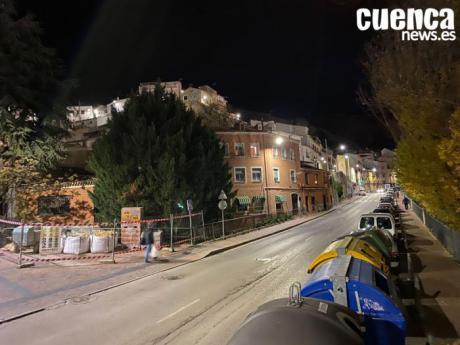 La reparación de colectores de agua y las obras del Alfar de Pedro Mercedes ocasionan restricciones de tráfico durante esta semana