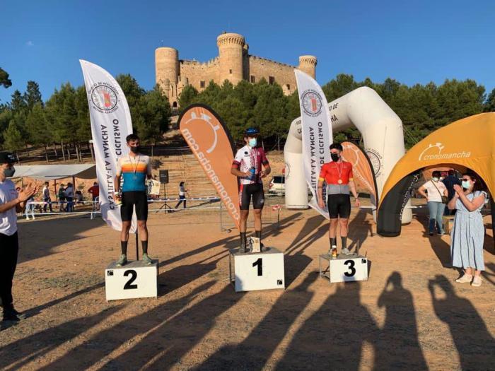 Diecinueve castellanomanchegos se proclaman Campeones Regionales de BTT XCO 2021 en Belmonte