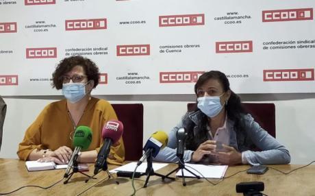 """CCOO urge a las patronales de Cuenca a reactivar la negociación colectiva """"queremos cogobernar las relaciones laborales para salir de la crisis sin perder derechos ni salarios"""""""