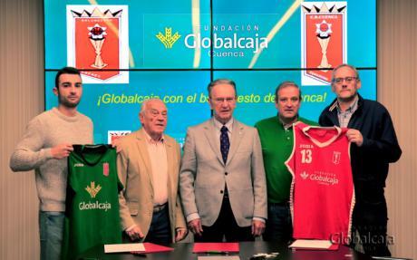 Apoyo de la Fundación Globalcaja al baloncesto conquense