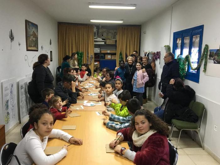 El barrio de Casablanca celebra la Navidad con gran éxito de participación