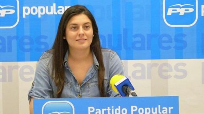 Beatriz Jiménez Linuesa irá de número uno del PP para el 10N
