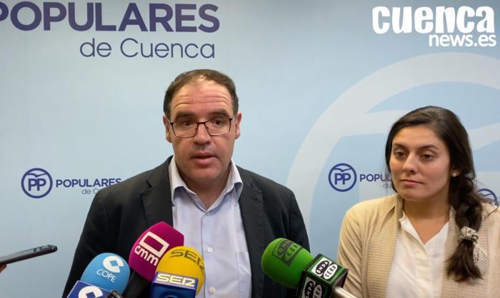 Jiménez y Prieto hacen balance positivo de los resultados electorales del PP