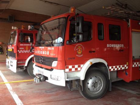 Aprobada la convocatoria de 5 plazas de bombero-conductor y las bases del concurso de méritos para un puesto de cabo de bombero