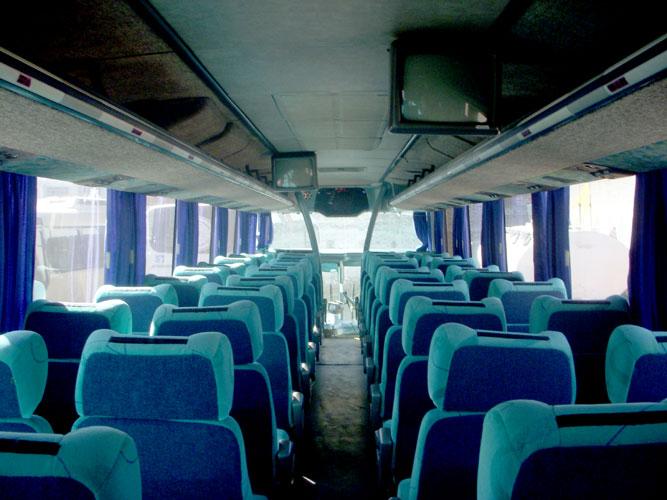 ACUTRAVI avisa de que la situación del turismo pone en peligro los ingresos de las empresas de autobús