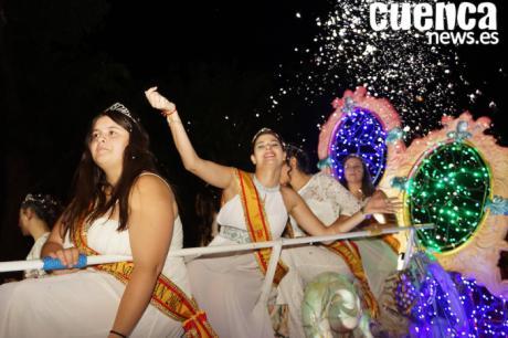 Fotogalería | Desfile de Carrozas