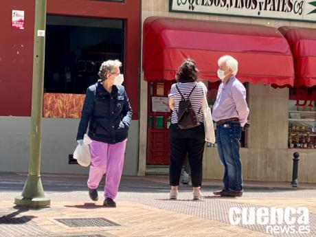 Cuenca registra 69 nuevos contagios por covid y un fallcido durante el lunes y el martes