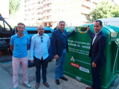 El Ayuntamiento de Cuenca entregará el premio al ganador de la séptima etapa de La Vuelta