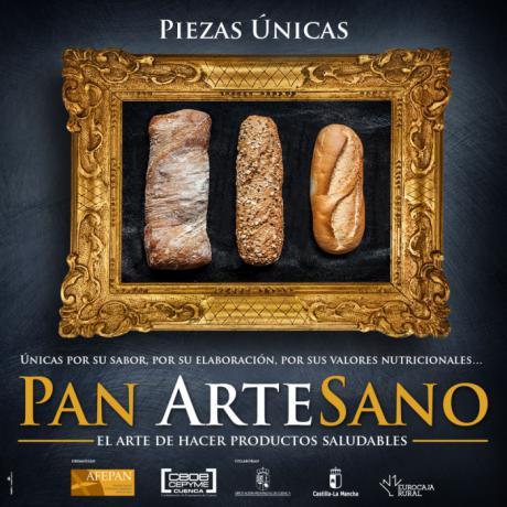 AFEPAN y CEOE CEPYME Cuenca impulsan de nuevo su campaña para promocionar el consumo de pan artesano
