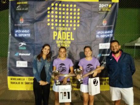 """Mota del Cuervo celebra la V Edición del Campeonato de pádel """"Los Molinos"""""""