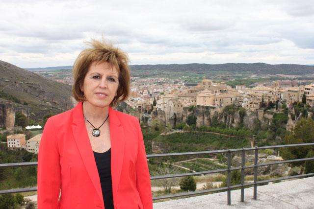 María Ángeles García será la candidata a la alcaldía de Cuenca por Podemos