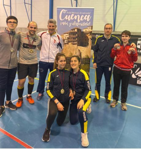 El Club Albatros Cuenca en la quinta prueba TTR de Castilla-La Mancha