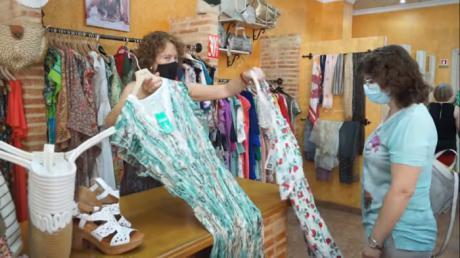 Promocionan el comercio de San Clemente con una campaña en formato video