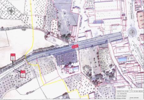 El Ministerio de Transportes cede al Ayuntamiento de Tarancón la titularidad de un tramo de la carretera N-400