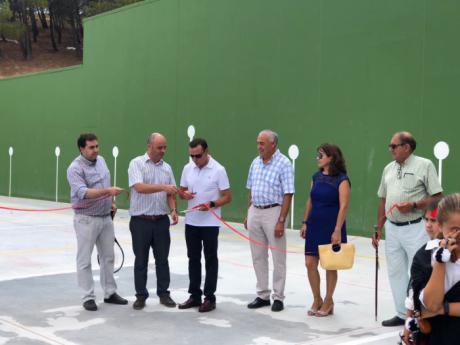 Nuevas instalaciones deportivas para Caracenilla