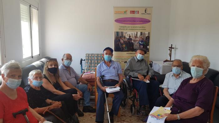 El envejecimiento activo como apoyo y acicate en el mundo rural