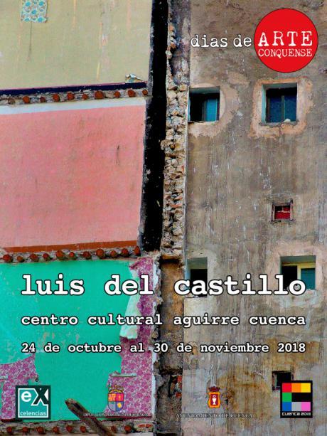 La 'Cuenca abstracta' de Luis del Castillo, en el Centro Cultural Aguirre