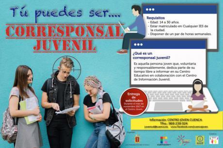 La Concejalía de Juventud ultima la puesta en marcha del programa 'Corresponsales Juveniles'
