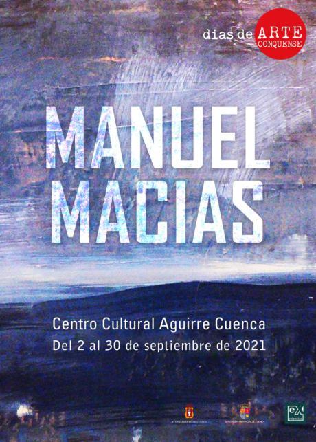 """El pintor Manuel Macias inaugura este jueves su exposición """"Los trabajos y los días"""""""