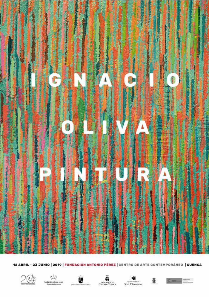 Ignacio Oliva inaugura este viernes su exposición 'Pintura/Painting' en la Fundación Antonio Pérez